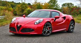 El Alfa Romeo 4C llegará mejorado para el 2019, pero sin algo muy importante