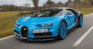 Bugatti llama a retiro al Chiron. Si leyó bien, ya que 47 modelos salieron con fallas de fabrica