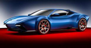 """El """"De Tomaso Pantera"""" se volverá a fabricar en Modena con un toque retro"""