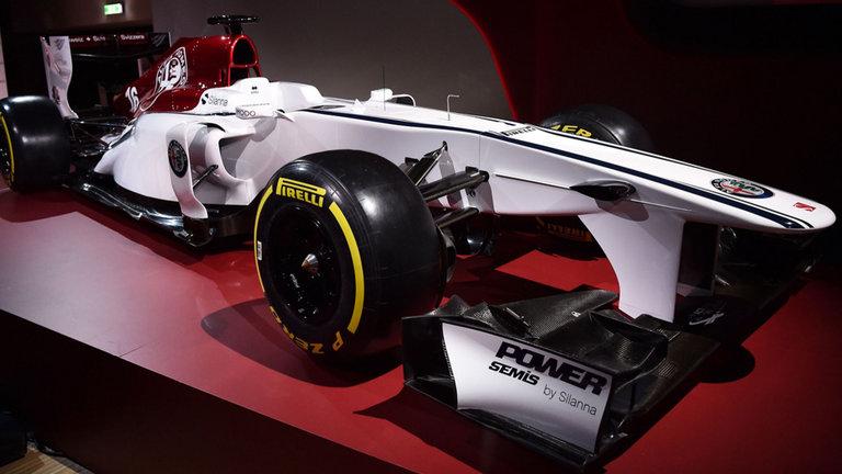 Leclerc y Ericsson serán los pilotos de Alfa Romeo