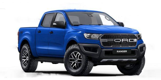 Ranger Raptor 2019