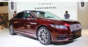 Lincoln se va posicionando fuertemente en el mercado chino