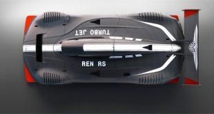 Los chinos de Techrules presentarán su primer súper auto en Ginebra