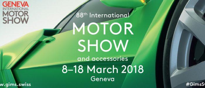 Ginebra AutoShow 2018