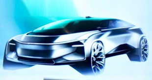 Faraday Future quiere añadir un SUV a su producción de vehículos eléctricos