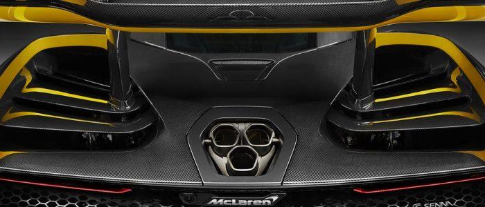 McLaren Ginebra 2018