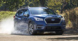 El nuevo SUV Ascent es una fuerte apuesta de Subaru