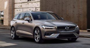 Con un diseño más agudo y aerodinámico, Volvo presentó la nueva V60