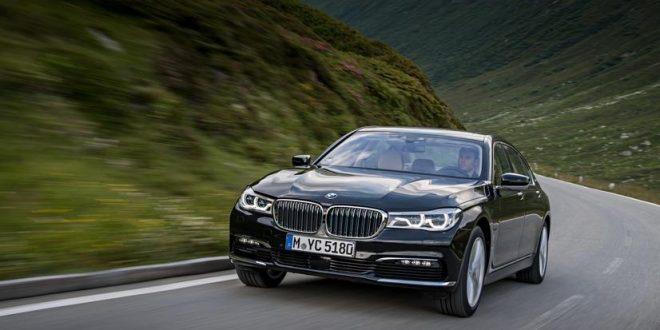 BMW M740e