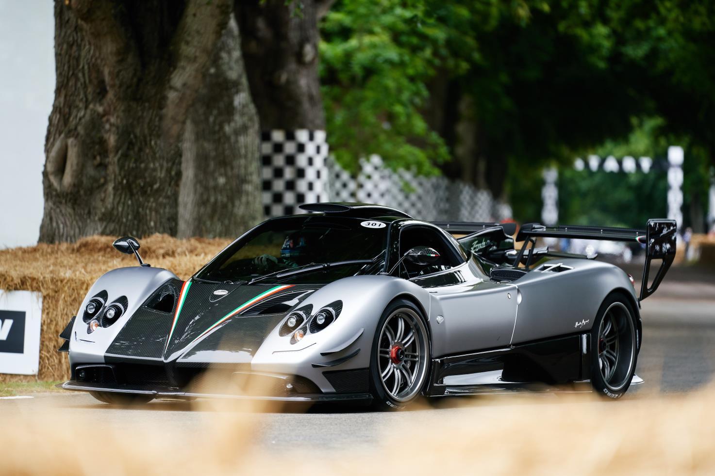 Fiat Of Palm Springs >> Pagani quiere producir un Híper Auto eléctrico para el ...