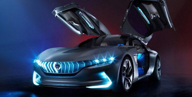 Pininfarina Presentar 225 Su Futuro Hipercar En El Pebble Beach Concours D Elegance Puros Autos