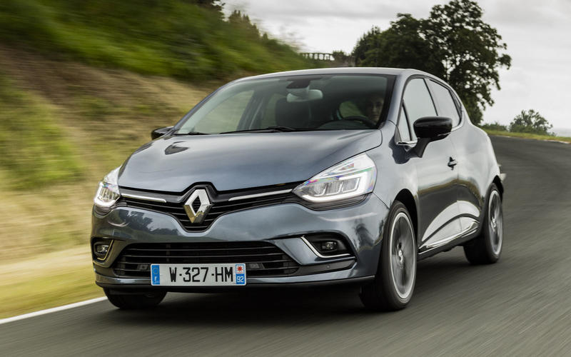 RENAULT CLIO IV HATCHBACK (B98) - E3 VERSION