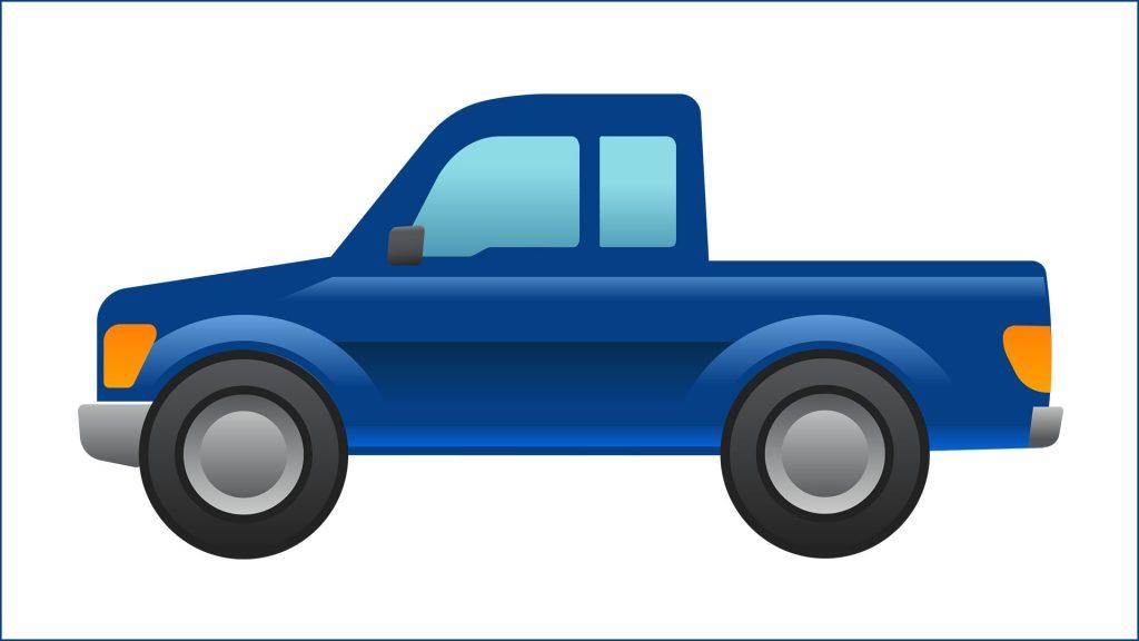 La próxima pick up de Ford viene en forma de emoji