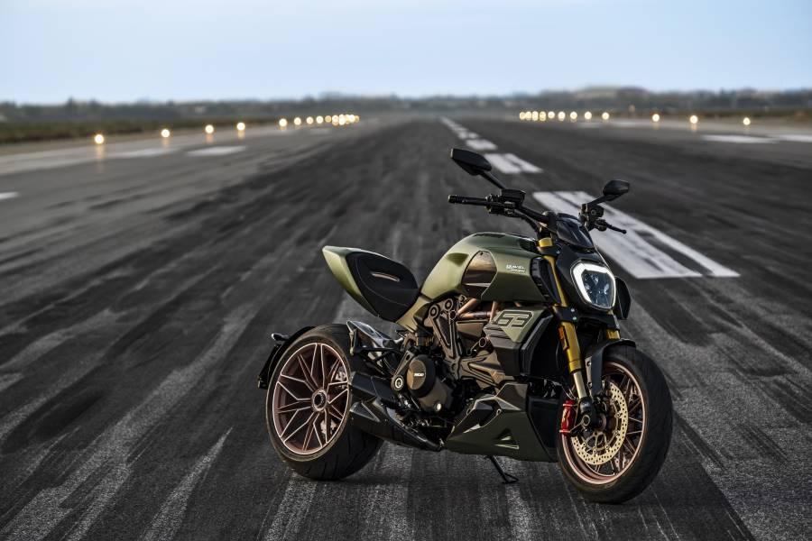 Ducati Diavel 1260 Lamborghini: Lo mejor de dos mundos