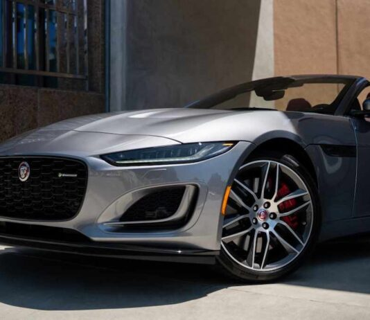 2021 Jaguar F-Type R-Dynamic Convertible