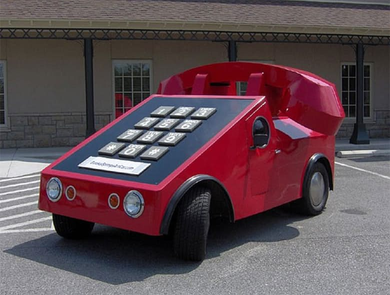 11-the-phone-car