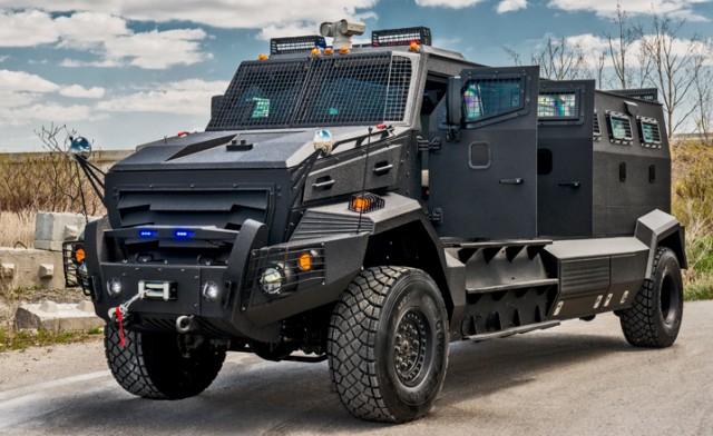 Conozca los 10 mejores vehículos blindados del mundo
