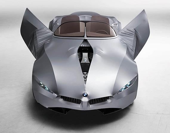3. BMW, Modelo Gina Light