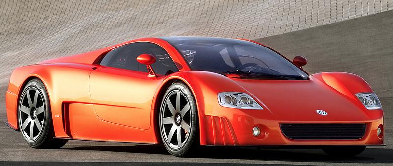 4. Volkswagen Nardo,