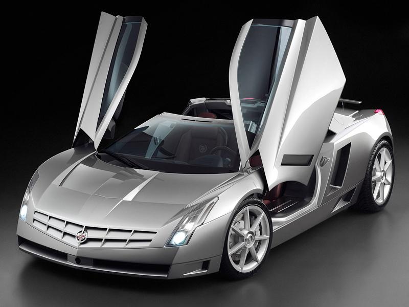 6. Cadillac Cien