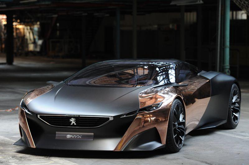 8. Peugeot Onyx,