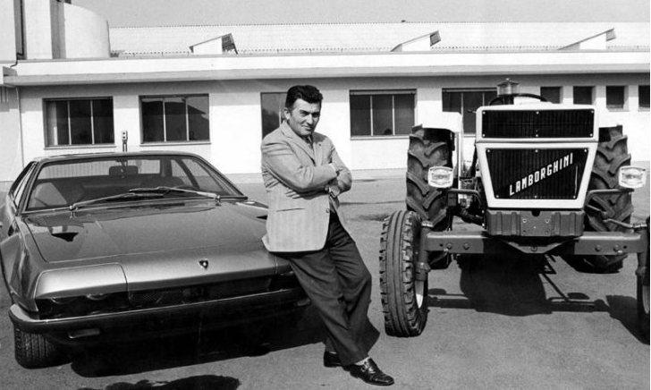 Ferruchio Lamborghini