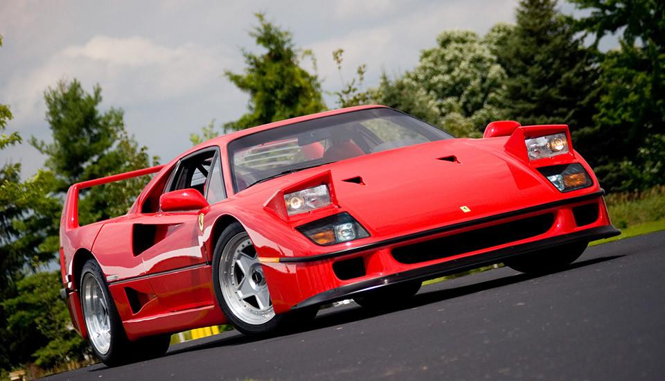 Ferrari-F40-