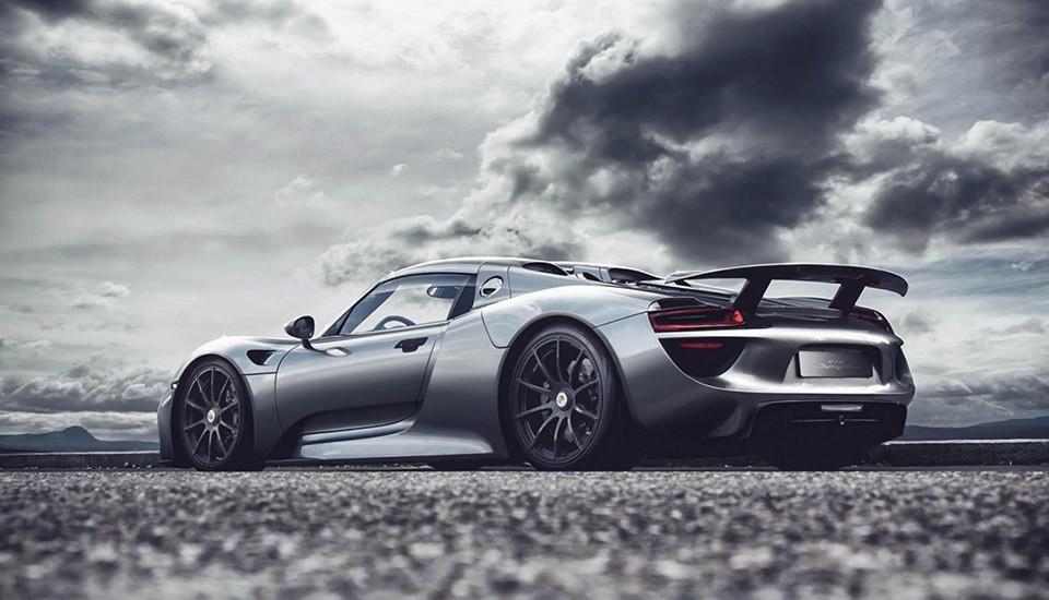 Porsche-918-Spyder-