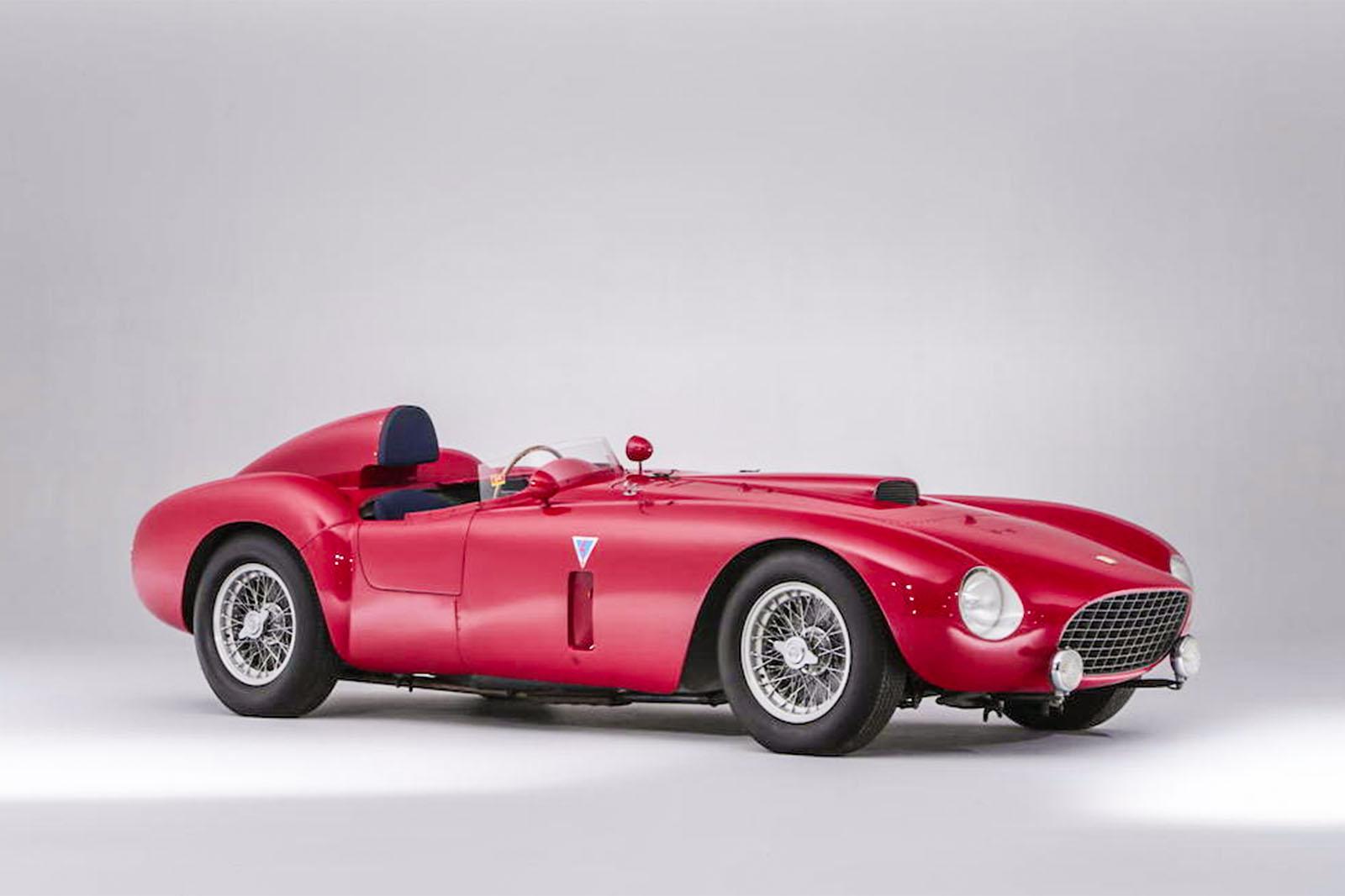 10. Ferrari 375-Plus Spider Competizione