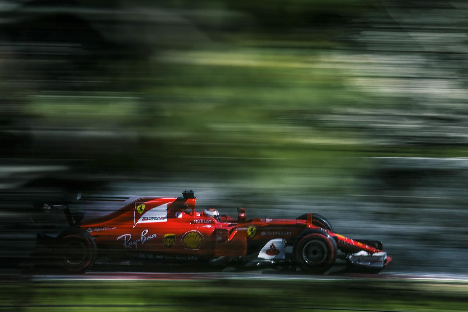 Formula 1 Testing 2017