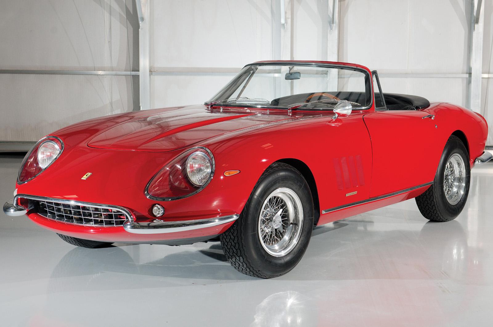 5. Ferrari 275 GTB.4 S NART Spider