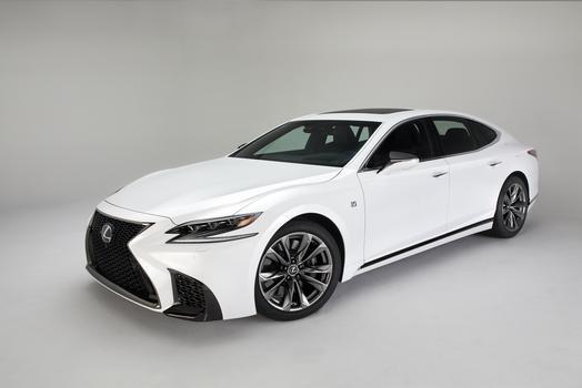 2018 Lexus Ls 500 5th Generation More