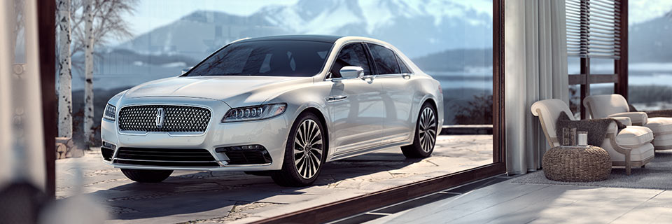 Lincoln luxury