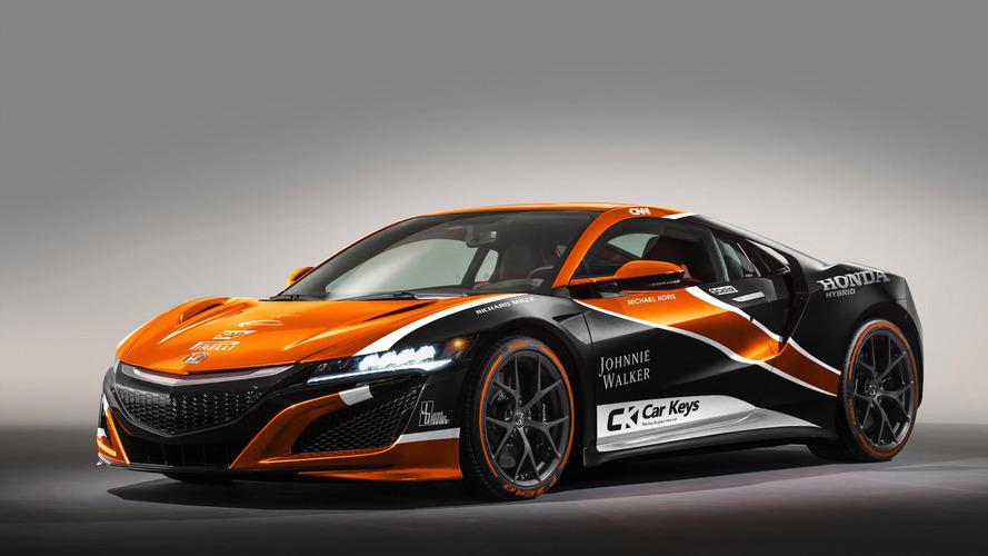 McLaren-Honda NSX