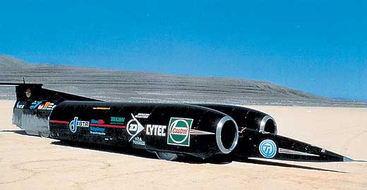 Thrust-SSC-Bonneville