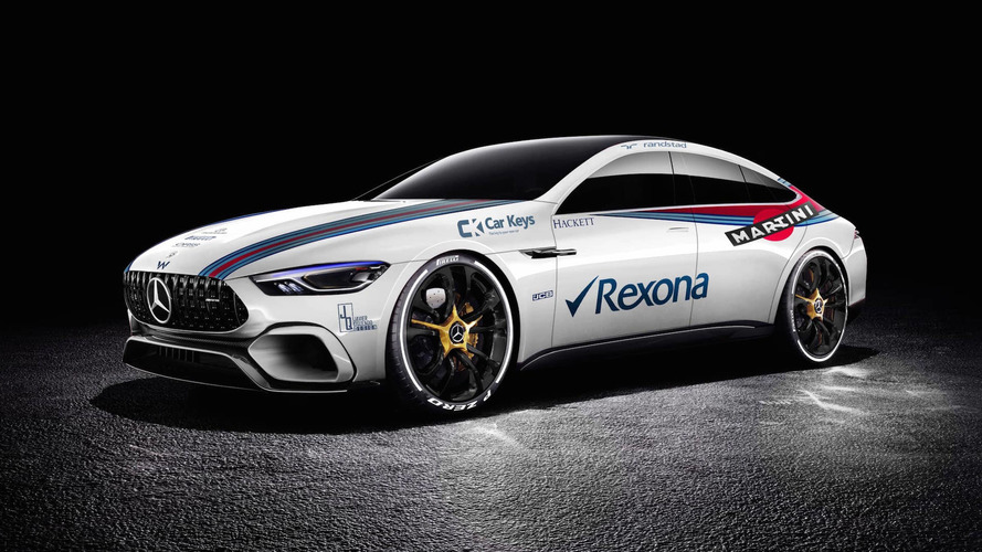 Williams Mercedes-AMG GT Concept