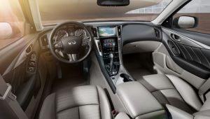 2017-Infiniti-QX50-interior