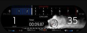 Line lock Digital Graphic in Cluster Display (1)