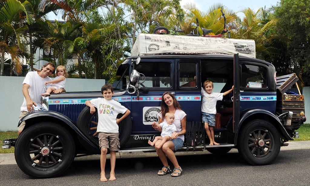 11 Year Worldwide Family Road Trip