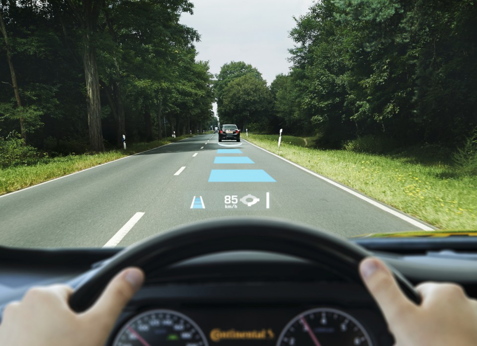 continental Head-Up Display