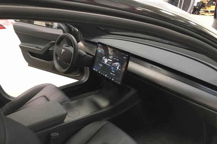 model-3-interior