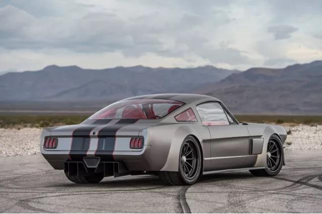 Ford Mustang 'Vicious' 4