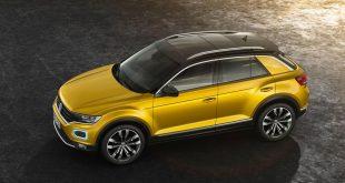 Volkswagen presentó el T-Roc, un SUV que no venderá en América del Norte