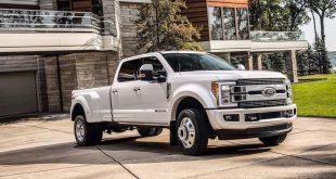 Ford presentó la Pick Up mas lujosa del mercado, la serie F Super Duty Limited