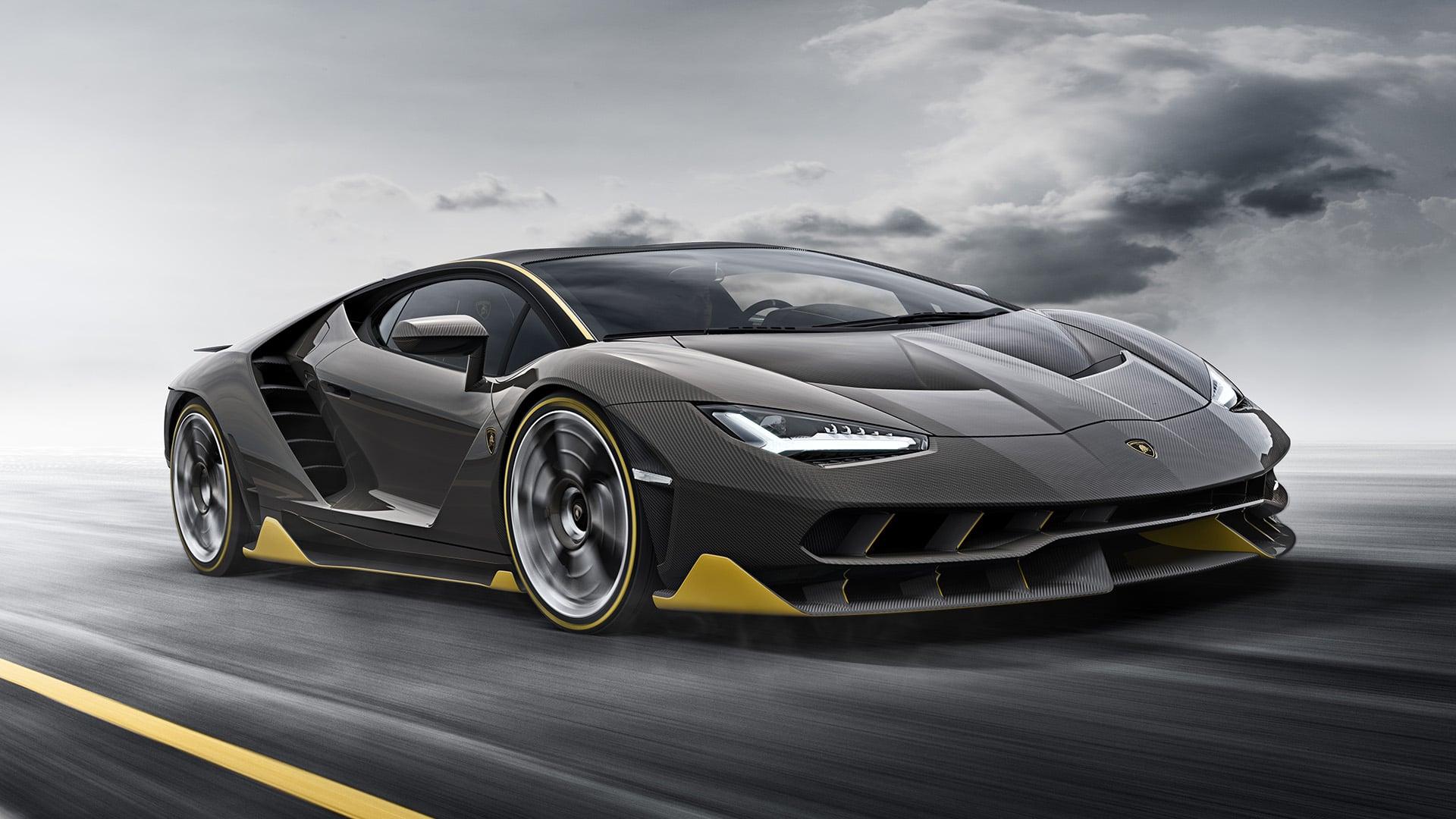 Lamborghini Centenario LP 770