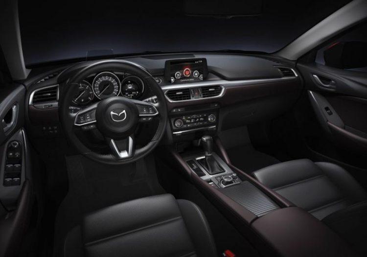 Prueba De Manejo Mazda6 Grand Touring Del 2017