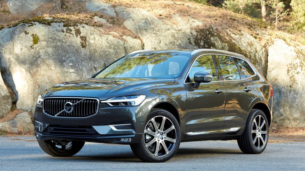 Prueba de manejo, Volvo XC60 del 2018