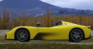 El Stradale será el primer automóvil para el uso en las carreteras del constructor italiano Dallara