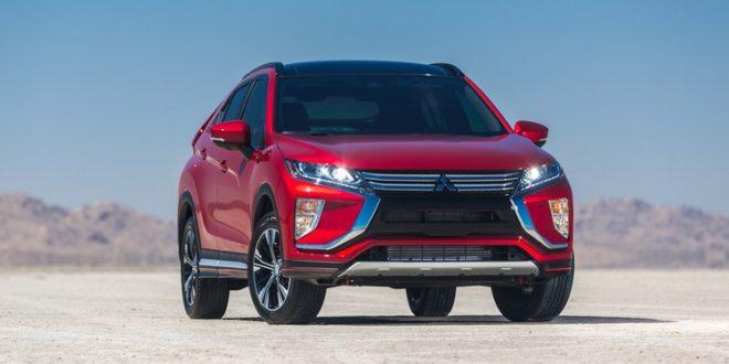 The 2018 Mitsubishi Eclipse Cross, a New Stylish CUV