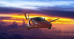 El Switchblade será el primer automóvil volador deportivo en el mundo